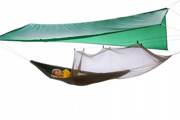Гамак-палатка с подвесным гамаком