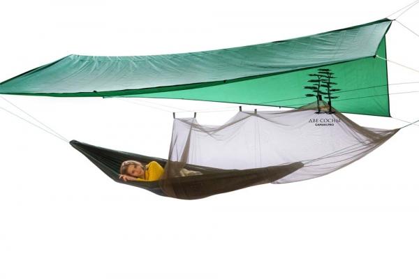 Гамак палатка со сверхпрочным гамаком